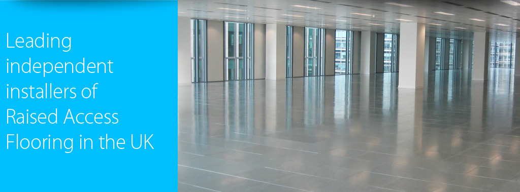 Accsys Projects - leading independent installers of Raised Access Flooring in the UK Raised Floors for Office, Comms, Data Centres, Receptions Public Areas